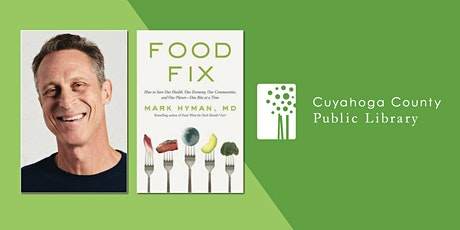 Meet Author Dr. Mark Hyman tickets