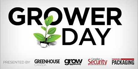 Grower Day St. Catharines tickets