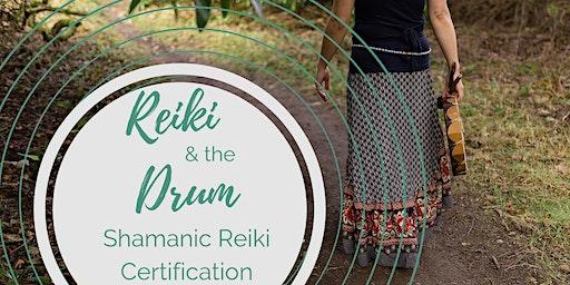 Shamanic Reiki Drum Training