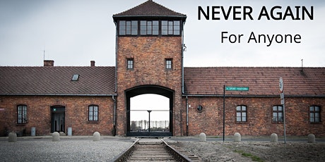 Never Again - Words and Music to Remember the Holocaust tickets
