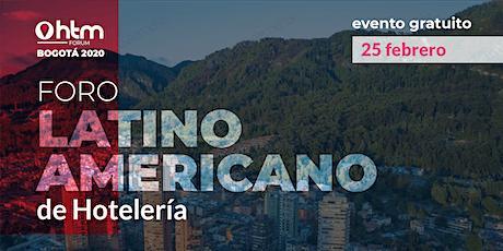 HTM Forum Bogotá 2020 entradas