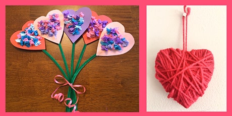 Valentine's Day Craft at Weber's Farm Session 1 tickets