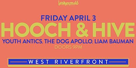 Youth Antics, The Dog Apollo, Liam Bauman tickets