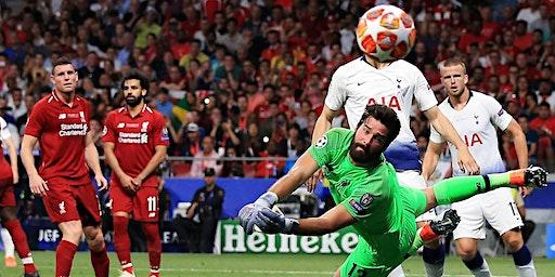 Liverpool FC Goalkeeper Clinic (Free!) Killingly