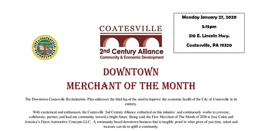Downtown MERCHANT OF THE MONTH