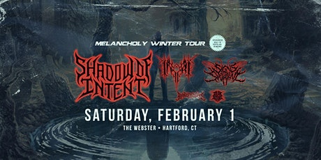 SHADOW OF INTENT - MELANCHOLY WINTER TOUR tickets