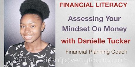 Financial Literacy Online Workshops with Danielle Tucker tickets