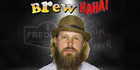 Comedy Brew HAHA! Featuring Graham Clark tickets