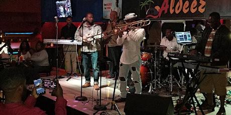 FREE Reggae concert series at Aldeez tickets
