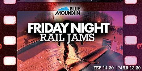 Friday Night Rail Jams tickets