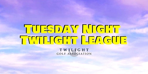 Tuesday Twilight League at Dauphin Highlands Golf Course