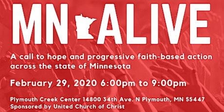 MN Alive - A Progressive Christian Revival tickets