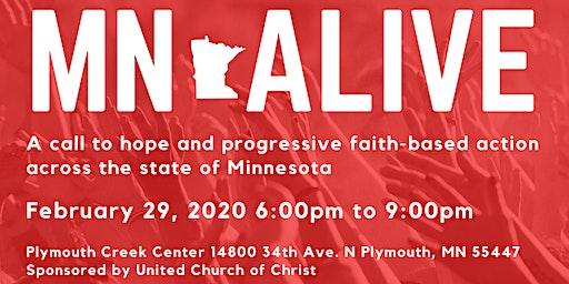 MN Alive - A Progressive Christian Revival