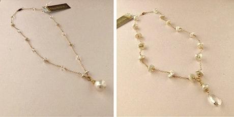 Bridal Necklace Workshop 301 tickets