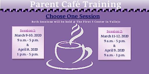 Parent Cafe Training