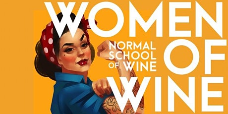 SEMINAR - Women Winemakers: International Month of the Woman tickets