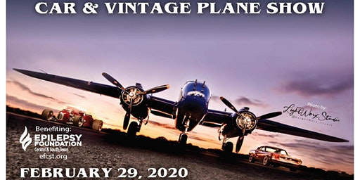 Stephanie Nichols' 9th Annual Georgetown Airport Car & Vintage Plane Show