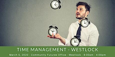 Time Management - Westlock tickets