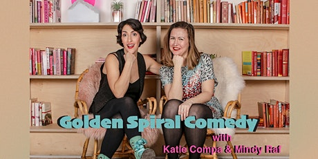 Golden Spiral Comedy-February tickets