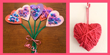 Valentine's Day Craft at Weber's Farm Session 2 tickets