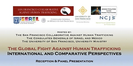 The Global Fight Against Human Trafficking: Reception & Panel Presentation tickets