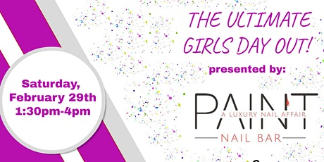 The Ultimate Girls Day Out! tickets
