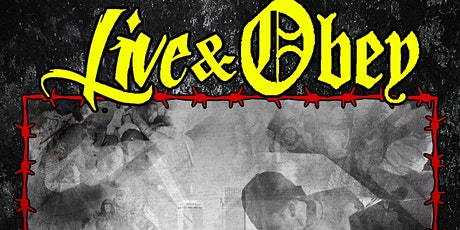 Live & Obey - Heavy Hitters Club tickets