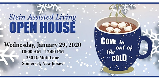 Winter Open House - Stein Assisted Living