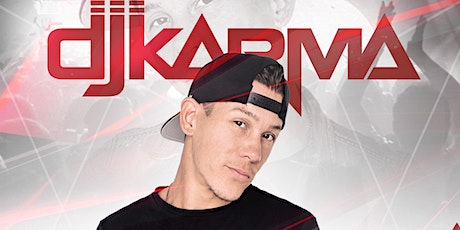 Complimentary Guest List for DJ Karma at Parq Nightclub!  tickets
