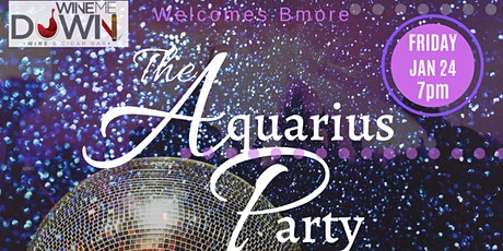 The Aquarius Party tickets