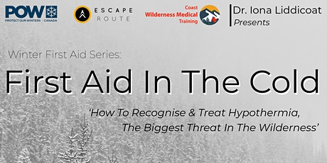 First Aid in the Cold - Squamish tickets