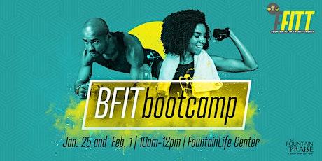 BFIT Bootcamp tickets