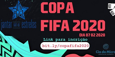 Copa FIFA2020 E-sports Cia Do Micro ingressos