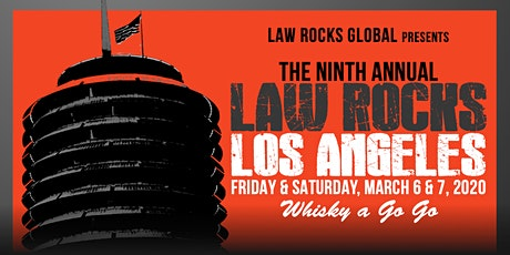 9th Annual Law Rocks Los Angeles tickets