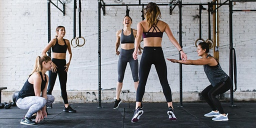 lululemon City Creek + CrossFit Spearhead Complimentary Workout