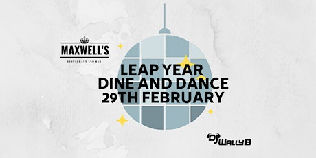 Leap Year Dine and Dance tickets