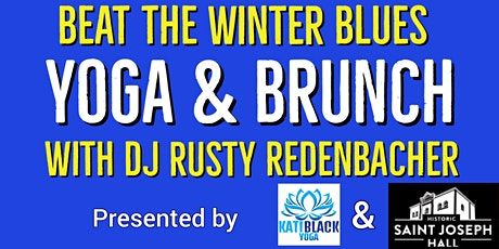 Beat The Winter Blues Yoga & Brunch tickets