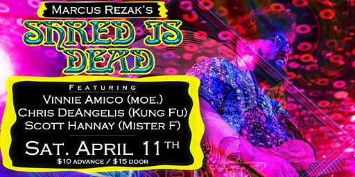 Marcus Rezak's Shred is Dead