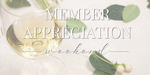 February Strata Member Appreciation SATURDAY