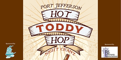 Port Jefferson Hot Toddy Hop Night Crawl tickets