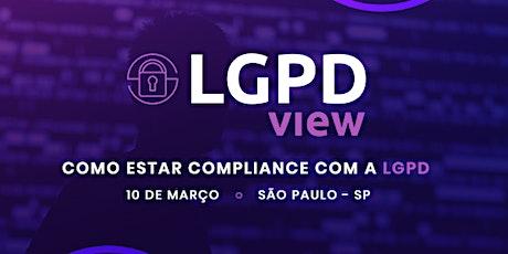LGPD View ingressos