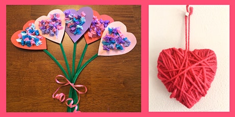 Valentine's Day Craft at Weber's Farm Session 3 tickets