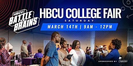 HBCU Battle of the Brains' HBCU College Fair tickets