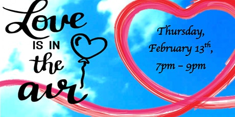 Love is in the Air tickets