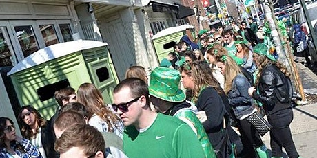 Cleveland St Paddy's Bar Crawl tickets