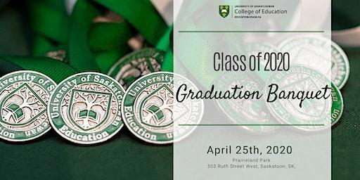 Class of 2020 Graduation Banquet