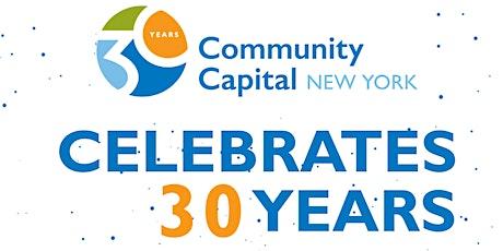 Community Capital New York Celebrates 30 Years tickets