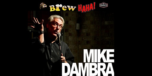 Comedy Brew HAHA! Featuring Mike Dambra