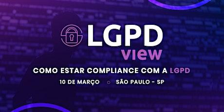 LGPD View tickets