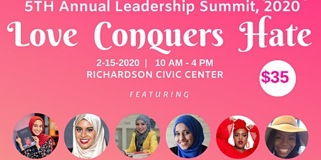 5th Annual Leadership Summit 2020 tickets
